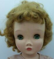 "Madame Alexander DOLL Winnie BINNIE WALKER 24"" Cissy face Vintage Toy"