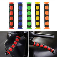 Motorcycle  Bicycle Handlebar Grips Handgrip Guard Brake Clutch Lever Cover