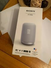 Sony LF-S50G Google Assistant Built-in Wireless Speaker - Black (Sealed)