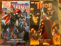 Thor Vol 2 & 3 Straczynski TPB Trade Paperback Issues 7-12 & 600-603