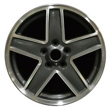 "17"" Jeep Compass Patriot 07 08 09 10 Factory OEM Rim Wheel 9069 Dark Charcoal"