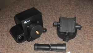 iOptron Skytracker Pro & Polar Scope (Photographic Startracker)