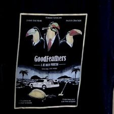 Vintage J0E Marlin Goodfellas Goodfeathers Unwind Men's T Shirt Size Large