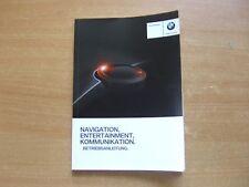 Betriebsanleitung BMW Navigation Entertainment Kommunikation 10.2012