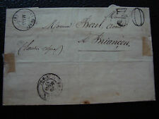 FRANCE - lettre 1857 (cy69) french