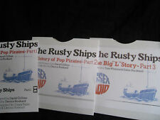 Rusty Ships  Parts 1,2 and 3/offshore Radio/Pirate Radio