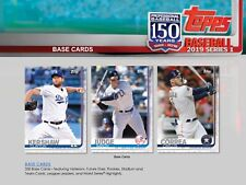 Boston Red Sox 2019 Topps Series 1 Master Team Set W/Inserts 51 Cards TOUGH