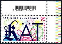 3547 postfrisch Ecke Eckrand rechts oben BRD Bund Deutschland Jahrgang 2020