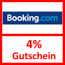 BOOKING.com # 4% Gutschein für jede Unterkunft # z.B.Florenz, Genua, Pisa, Turin