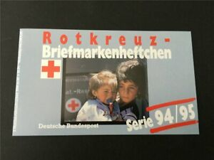 GERMANY BOOKLET 1994 RED CROSS COSTUMES CROIX ROUGE ROTES KREUZ m2466
