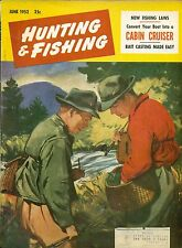 Hunting and Fishing--June 1952-----384
