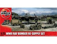 Airfix 1/72 WWII RAF Bomber Re-Supply Set # A05330
