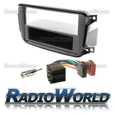 SMART FORTWO 2010 To 2014 Stéréo Radio Kit fascia panel Adaptateur simple Din
