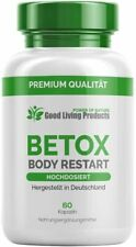 2 X Betox Body Restart Content: 120 Capsules Express Delivery