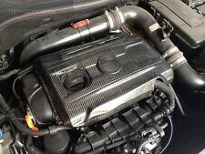 Carbon Motor Abdeckung für VW Golf VI 6 GTI Neu Cover Motorabdeckung Scirocco 35
