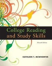 College Reading and Study Skills (11th Edition) (MyReadingLab Series)-ExLibrary