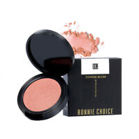 BONNIE CHOICE Powder Blush Long-lasting Waterproof Blusher Matte Face Makeup DIY