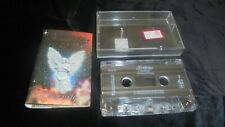 Anathema ‎– Eternity PEACEVILLE UK 1996 TESTED tape cassette
