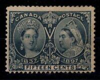 G129821/ CANADA / JUBILE ISSUE / SG # 132 MINT MH - CV 180 $