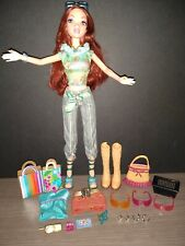 My Scene Barbie Doll Chelsea Shopping Spree  fashion & accessories