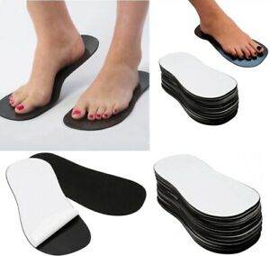 Spray Tan Sponge Foam Black Sticky Feet Tanning Foot 5 10 25 50 75 100 200 Pairs