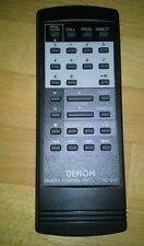 Denon RC 203 205 224 241 242 253 1500 DCD Remote CD Fernbedienung Neu Original