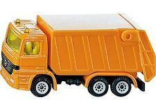 SIKU Refuse Garbage Truck Die-Cast Toy Car BRAND NEW (small size) model # 0811