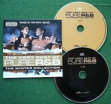 The Very Best Of Pure R&B 2 Pac Pink Jay Z + CD x 2