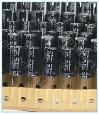 (20pcs) 820uf 25v Rubycon Radial Electrolytic Capacitors YXG 25v820uf