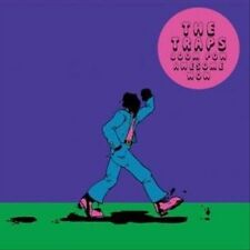 Boom Pow Awesome Wow by The Traps (Vinyl, Feb-2014, Revolver USA)