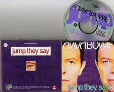 DAVID BOWIE - Jump They Say / 1993 Promo Copy USA  /CDS