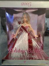 2005 Holiday Barbie by Bob Mackie Barbie Doll NRFB MIB