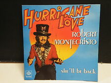 ROBERT MONTECRISTO Hurricane love 101272