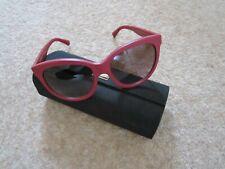 Genuine DOLCE GABBANA - D&G - Red Sunglasses