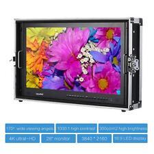 "LILLIPUT BM280-4K 28"" Broadcast HD 4K 3G-SDI HDMI Video Monitor w/ Carrying Case"