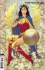 WONDER WOMAN #764 (JOSHUA MIDDLETON CARDSTOCK VARIANT) COMIC BOOK ~ DC ~ HOT