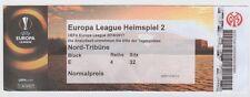 Orig.Ticket   Europa League  2016/17  FSV MAINZ 05 - RSC ANDERLECHT  !!  SELTEN