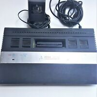 Atari 2600 Jr Console Video Game System Vintage Junior Tested Works Console Only