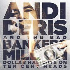Andi Deris & Bagno Bankers-milione di dollari sforbiciate on Ten Cent testa CD NUOVO!