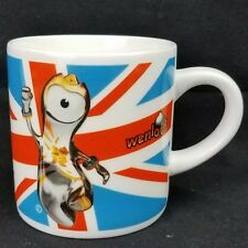 London 2012 Olympic Games Official Product Mug Cup Wenlock Official Mascot