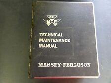 Massey Ferguson MF 100 MF 200 MF 300 Loader Technical Maintenance Manual