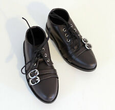 1/3 bjd 62-65cm SD17 boy doll very deep brown formal Shoes dollfie luts ship US