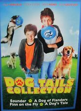 Dog Tails Collection, 2 DVD Childrens, Sounder,Dog Tale,Dog of Flanders, 4 Movie