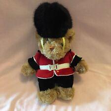 Keel Toys London Guardsman Bear 30cm - Plush / Soft Toy / Teddy