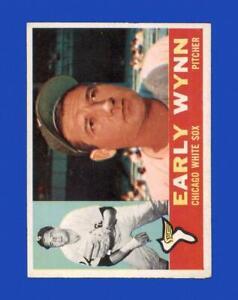 1960 Topps Set Break # 1 Early Wynn EX-EXMINT *GMCARDS*