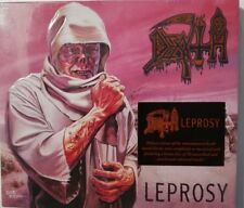 DEATH - leprosy cd relapse death metal