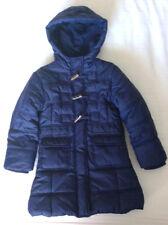 Gocco Spanish Unisex Dark Blue Padded Child Coat (3-4 years) in VGC