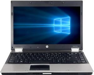 "HP Elitebook 8440p 14"" (i5-M549, 4GB, 120GB SSD, Windows 10 Pro, Office 2019)"