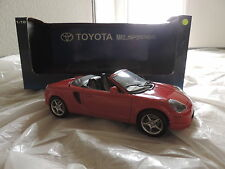 TOYOTA MR2 SPYDER TOY MR 2 AUTO ART 1/18 AUTOART