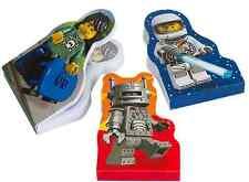 Lego ® Set x3 Carnets Figurine 80 page 7 x 5 cm NEW